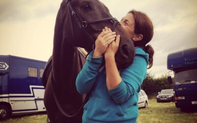 Why horse riding is great for health