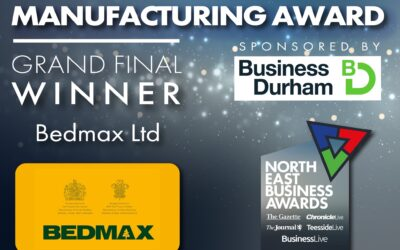 Bedmax Win Manufacturer of the Year